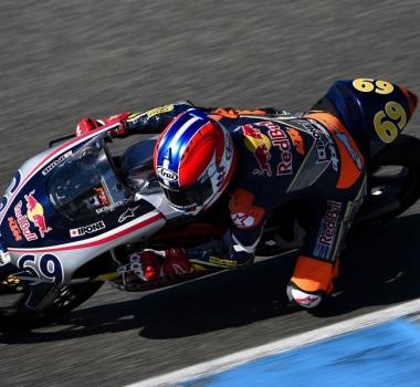 Red Bull MotoGP Rookies Cup Photos
